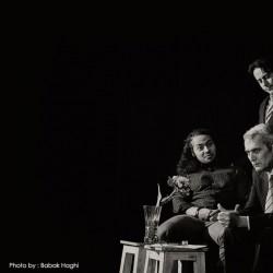 نمایش دژاوو | عکس