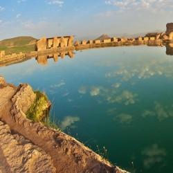 گردش یک سفر یک کتاب  تخت سلیمان همراه با علی شمس    تخت سلیمان