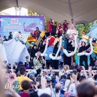گزارش تصویری تیوال از مراسم افتتاحیه هفدهمین جشنواره بین المللی تئاتر عروسکی تهران مبارک / عکاس: سارا ثقفی  | عکس