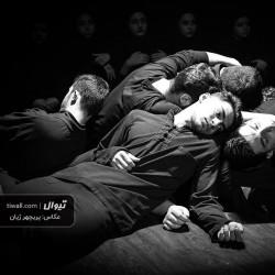 گزارش تصویری تیوال از نمایش استوری های عزرائیل / عکاس: پریچهر ژیان | عکس