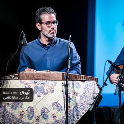 گزارش تصویری تیوال از کنسرت گروه «آن» / عکاس: سارا ثقفی | آریا محافظ - سیاوش ایمانی - گروه آن