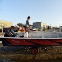 ماهیگران نقطه صفر مرزی | عکس
