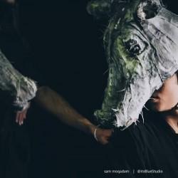 نمایش قلعه حیوانات | عکس
