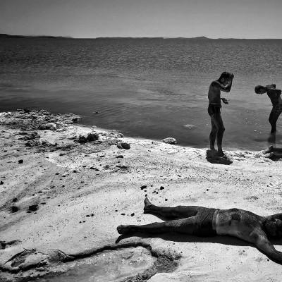 عکسهای موبایلی بخش سوم | لجن درمانی - علی محمدی