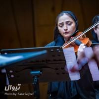 کنسرت ارکستر آرکو | گزارش تصویری تیوال از کنسرت ارکستر آرکو، سری نخست / عکاس: سارا ثقفی | ارکستر آرکو