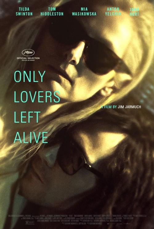 عکس فیلم تنها عاشقان زنده ماندند