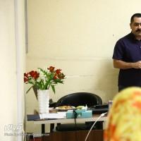 گزارش تصویری تیوال از کارگاه درک طنز/ عکاس: گلشن قربانیان | عکس