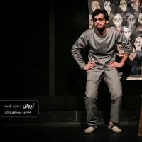 نمایش ابر شلوارپوش | گزارش تصویری تیوال از نمایش ابر شلوارپوش / عکاس: پریچهر ژیان | عکس