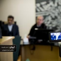گزارش تصویری تیوال از نشست رسانه ای دومین جشنواره تئاتر اکبر رادی / عکاس: سید ضیا الدین صفویان | عکس