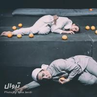 نمایش میدان نبرد، پیکر زن | گزارش تصویری تیوال از نمایش میدان نبرد، پیکر زن / عکاس: رضا جاویدی | عکس