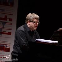 گزارش تصویری تیوال از کنسرت رسیتال پیانوی گیرت کالاارت / عکاس: علیرضا قدیری | عکس