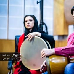 گزارش تصویری تیوال از تمرین گروه سازش / عکاس: سارا ثقفی | گروه سازش