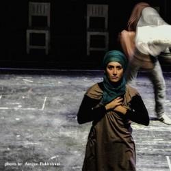 نمایش لندن، رم، تهران، آمستردام   عکس