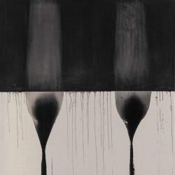 نمایشگاه نقاشی محسن حیدری | عکس