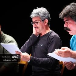 نمایشنامهخوانی تردست | عکس