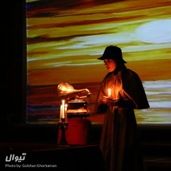 نمایشنامهخوانی نوای اسرار آمیز | عکس