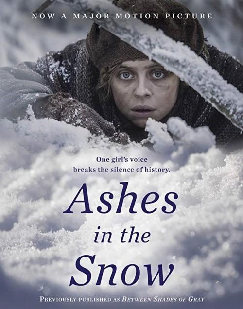 عکس فیلم خاکستر در برف