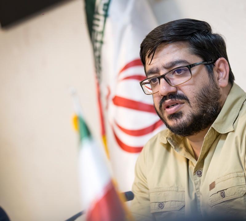 پیام تبریک رئیس بنیاد روایت فتح به مجید مجیدی | عکس