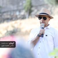 گزارش تصویری تیوال از مراسم سومین سالگرد درگذشت عباس کیارستمی / عکاس: فاطمه تقوی | عکس