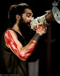 نمایش کوریولانوس | «کوریولانوس» به هندوستان میرود | عکس
