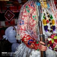 عروسی سنتی قشقایی در فیروزآباد فارس | عکس