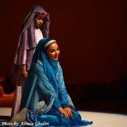 نمایش خواهرانه به وقت خیزران | عکس