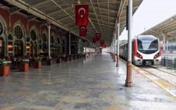 «تهران» با قطار به «وان» وصل شد | عکس