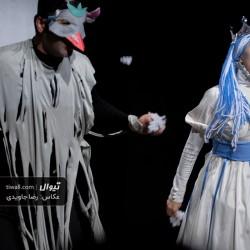 نمایش قصه قصر یخی | عکس