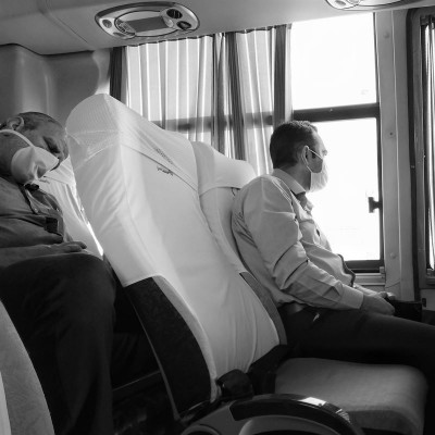 عکسهای موبایلی بخش اول | سبک جدید زندیگی در دوران کرونا ۲ - عباس رحیمی