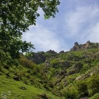طبیعت ژئوپارک دومولی؛ اردبیل | عکس