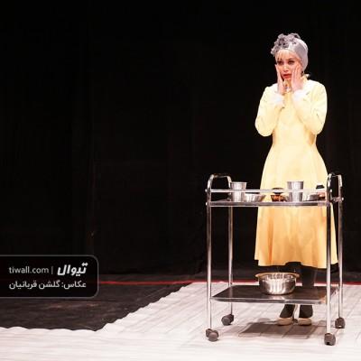 گزارش تصویری تیوال از نمایش دکتر سایکو / عکاس: گلشن قربانیان | عکس