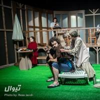 گزارش تصویری تیوال از نمایش هتل کوهستانی (سری نخست) / عکاس: رضا جاویدی | عکس