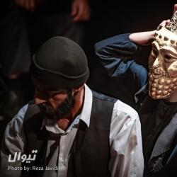 نمایش مرگ یزدگرد | عکس