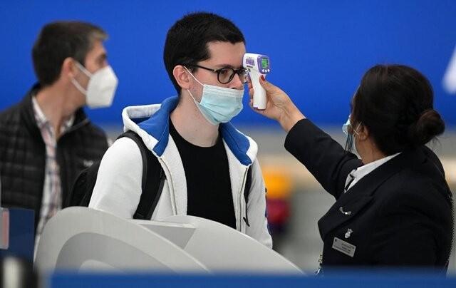 بریتانیا مسافران فرانسه را قرنطینه میکند | عکس