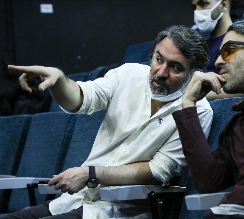 کاوه سجادی حسینی تهیه کننده نمایش
