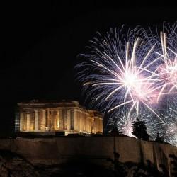 جشن سال نو ۲۰۲۰  | عکس