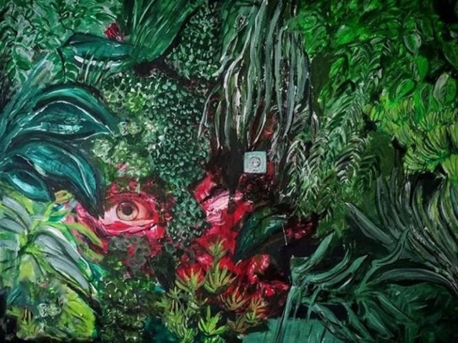 عکس نمایشگاه فضای سبز