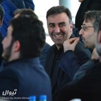 گزارش تصویری تیوال از مراسم قرعهکشی جدول سینمای رسانهها در سی و هفتمین جشنواره فیلم فجر / عکاس: آرمین احمری | عکس