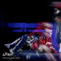 نمایش خون بهپا میشود | گزارش تصویری تیوال از نمایش خون بهپا میشود / عکاس: رضا جاویدی | عکس