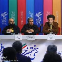 گزارش تصویری تیوال از نشست خبری فیلم ۲۳ نفر / عکاس: آرمین احمری | عکس