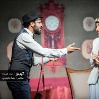 گزارش تصویری تیوال از نمایش آواز خوان طاس / عکاس: رضا جاویدی   عکس