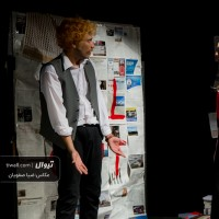 گزارش تصویری تیوال از نمایش دختر یانکی / عکاس: سید ضیا الدین صفویان | عکس