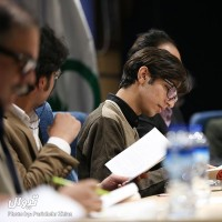 گزارش تصویری تیوال از نمایشنامهخوانی در مه بخوان / عکاس: پریچهر ژیان | عکس