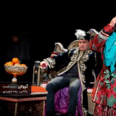 گزارش تصویری تیوال از نمایش سوگلی / عکاس: رضا جاویدی | عکس