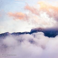 اقیانوسی از ابر | عکس