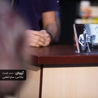 گزارش تصویری تیوال از مراسم رونمایی از آخرین آلبوم موسیقی پیتر سلیمانی پور / عکاس:سارا ثقفی | عکس