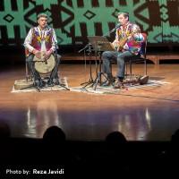 گزارش تصویری تیوال از کنسرت گروه بدخشان (تاجیکستان)  / عکاس: رضا جاویدی   عکس