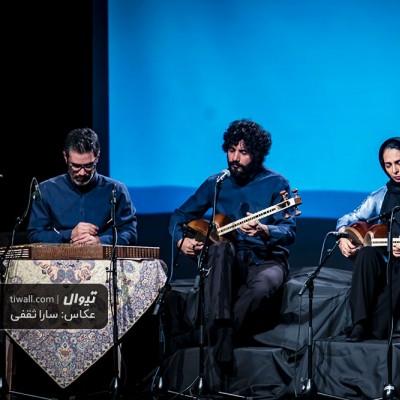 گزارش تصویری تیوال از کنسرت گروه «آن» / عکاس: سارا ثقفی | گروه آن