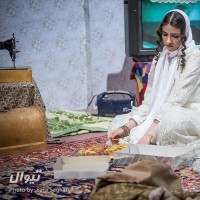 نمایش قصه ظهر جمعه | گزارش تصویری تیوال از نمایش قصه ظهر جمعه / عکاس: سارا ثقفی | عکس