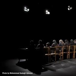 نمایشنامهخوانی ارثیهی ایرانی | عکس